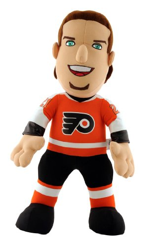 NHL Philadelphia Flyers James Van Riemsdyk 14-Inch Plush Doll - 1