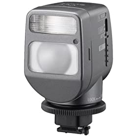 Sony HVL-HFL1 Combination Video Light & Flash for Camcorders
