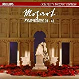 Mozart: Symphonies 21-41 (Complete Mozart Edition)