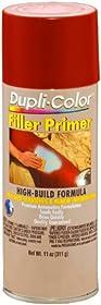 Dupli-Color FP102 Red Oxide General Purpose Sandable Scratch Filler and Primer - 11 oz.