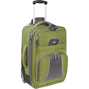 "High Sierra Elevate 22"" Carry-On Wheeled Upright (Amazon/Dark Tungsten)"
