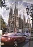 D-Toys Famous Places La Sagrada Familia Barcelona Spain Jigsaw Puzzle (1000 Pieces)