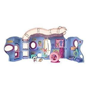 Amazon.com: Littlest Pet Shop Little Lovin' Pet Playhouse: Toys