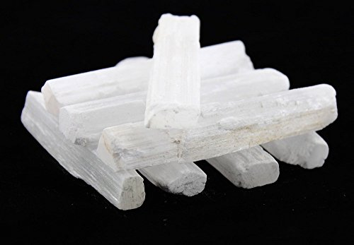 Selenite Sticklets (Bulk Sale 10 Pieces)