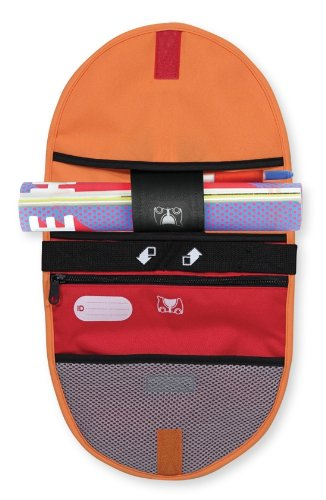 Melissa & Doug Trunki Saddlebag - Orange/Red - 1