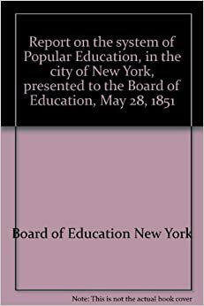 A review of the education system of new york city