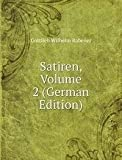 Satiren, Volume 2 (German Edition)