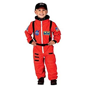Astronaut Suit White Toddler Costume