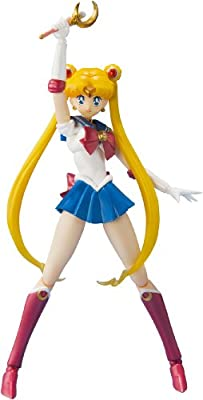 Bandai Tamashii Nations Sailor Moon Sh Figuarts Action Figure by Bandai Tamashii Nations