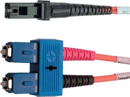 Patchkabel 62,5/125 OM1 10m, 1xSC-D, 1xMT-RJ L00895C0014
