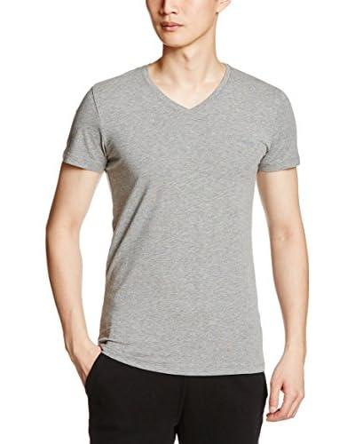 Diesel T-Shirt Manica Corta Underwear Umtee-Michael  [Grigio]