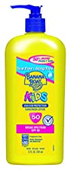 Banana Boat Sunscreen Kids Family Size Broad Spectrum Sun