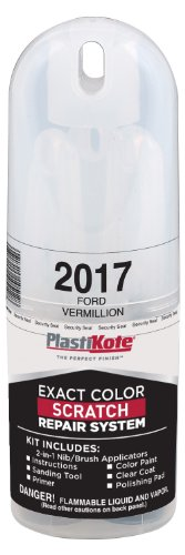 plastikote-2017-ford-vermillion-scratch-repair-kit-with-2-in-1-applicator-pen