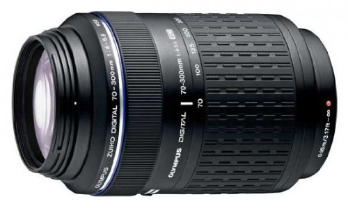 Olympus Zuiko 70-300Mm F/4.0-5.6 Ed Lens For Olympus And Panasonic Standard Four Thirds Digital Slr Cameras