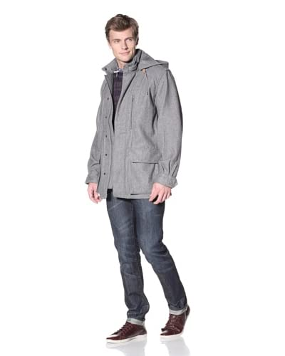 French Connection Men's Woolthorpe Manor Melton Coat