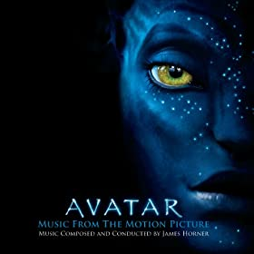 Avatar Music From The Motion Picture Music Composed And Conducted By James Horner [+digital booklet]