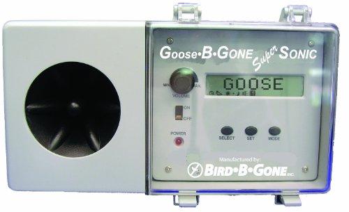 Bird B Gone MMGBG-SS Goose B Gone Super Sonic Bird Repellant