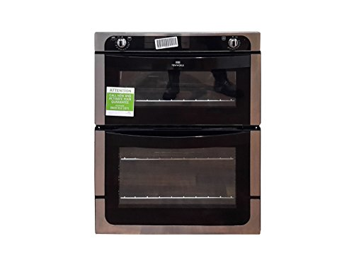 Newworld NW701DO Built Under Double Oven - Red - Z 1995568