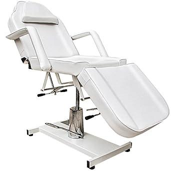 Sedia universale sala relax sedia divano tabella terapia di massaggio tabella terapia trattamento divano bianco Salon Chair NUOVO