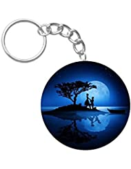 Special Love Proposal | ShopTwiz Printed Circle Key Ring