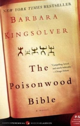 Cover of The Poisonwood Bible: A Novel