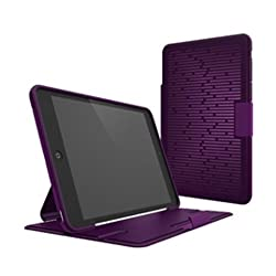 Cygnett Vector TPU Folio Case for iPad mini - Purple (CY0961CIVEC)