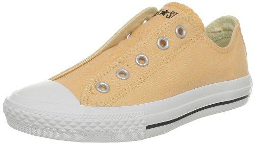 Converse  Ctas Slip On Ox,  Sneaker unisex bambino, Arancione (orange (Orange Pale)), 31