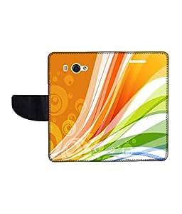 KolorEdge Printed Flip Cover For Redmi Xiaomi MI 2S Multicolor -(45KeMLogo12180XiaomiMI2S)