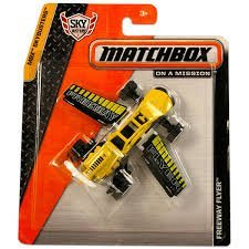Matchbox MBX Skybusters Freeway Flyer - 1