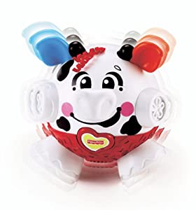 Fisher-Price Bounce & Giggle Cow