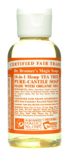 Dr. Bronner'S Classic Pure-Castile Soap