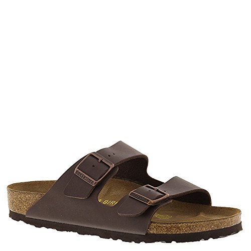 Birkenstock Arizona Sandal Brown Birko-Flor 43