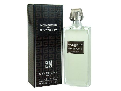 Monsieur de Givenchy Eau De Toilette Spray for Men 100ml