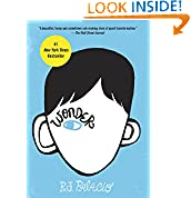 R. J. Palacio (Author)  234 days in the top 100 (5343)Buy new:  $16.99  $9.75 186 used & new from $7.50