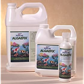 Pond Care Algaefix - Liquid - 1 gallon