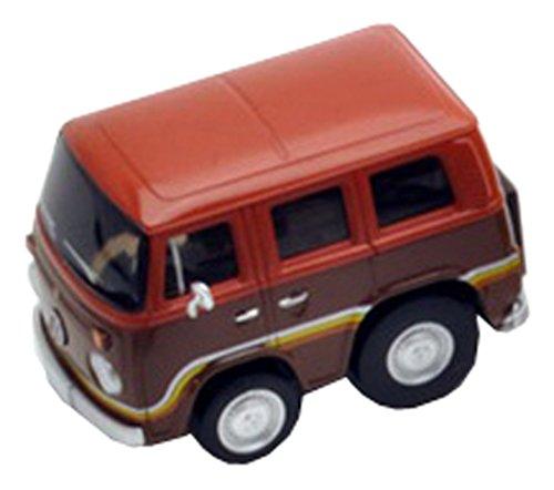 チョロQ zero Z-35c VW マイクロバス シャンパーニュ エディションⅡ (茶) トミーテック