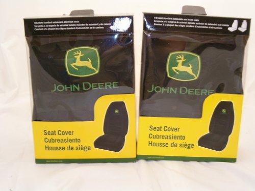 John Deere Truck Seat : Ordernow john deere poly suede mesh seat covers nineredcade