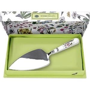 Portmeirion Botanic Garden Cake Server (Gift-boxed)