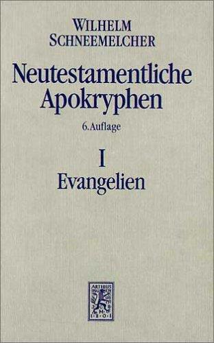 Neutestamentliche Apokryphen in deutscher Übersetzung: Bd.1: Evangelien. Bd.2: Apostolische Apokalypsen und Verwandtes (2 Bde.)