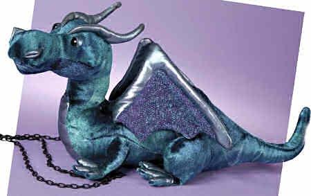 Jade Blue Dragon