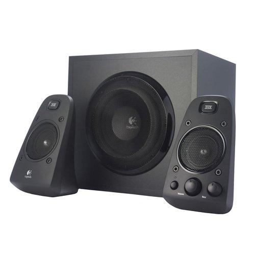 Logitech-Z623-Soundsysteme-21-Stereo-Lautsprecher-THX-mit-Subwoofer-und-400-Watt-fr-PC-schwarz