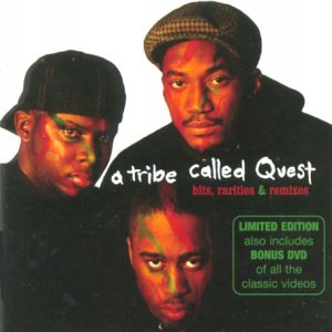 A Tribe Called Quest - Hits, Rarities & Remixes [UK-Import] - Zortam Music