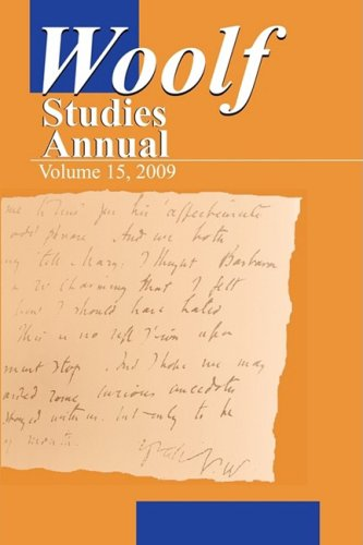 Woolf Studies Annual v15