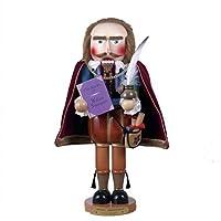 Kurt Adler 17-1/2-Inch Limited Edition Steinbach William Shakespeare Nutcracker from Steinbach Nutcrackers