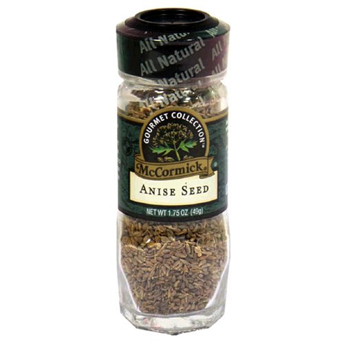 McCormick Gourmet Collection Anise Seed, 1.75-Ounce