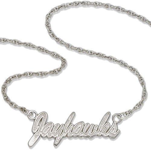 Kansas Script Necklace