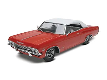Maquette voiture : '65 Chevy Impala convertible