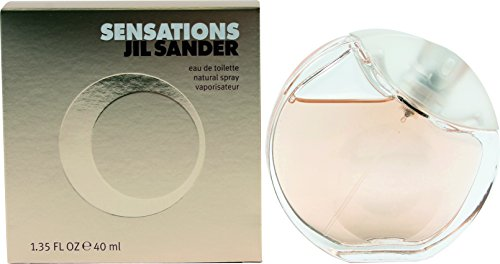 jil sander sensations edt eau de toilette spray 40 ml. Black Bedroom Furniture Sets. Home Design Ideas