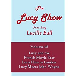 The Lucy Show - Volume 08