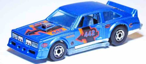 2012 Hot Wheels The Hot Ones 442 Much Blue